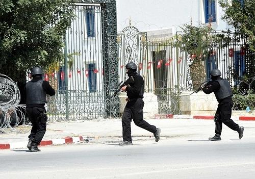 Bắt 9 nghi can trong vụ tấn công ở Tunisia