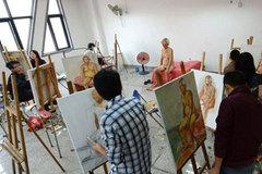 Sinh viên Mỹ thuật kể chuyện lớp học vẽ nude