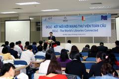 Thư viện Việt Nam rập rình vào sân chơi toàn cầu