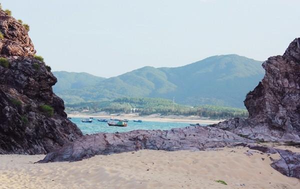 Bình Định, bãi biển