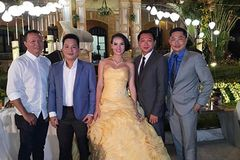 Dustin Nguyễn - Bebe Phạm kết hôn sau 4 năm chung sống