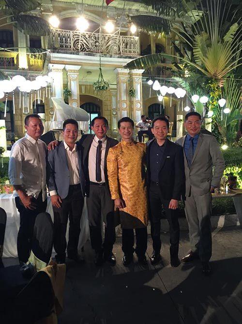Dustin Nguyễn, bebe phạm, đám cưới, bí mật