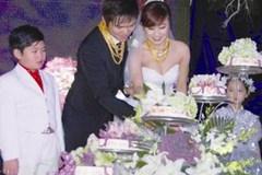 Đám cưới vàng trĩu cổ: Cô dâu chú rể dát 4 tỷ lên người