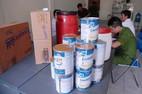 Công nghệ chế sữa Abbott giả tại TP.HCM