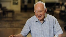 Lý Quang Diệu: Từ cậu bé đến Thủ tướng