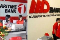 Vụ sáp nhập NH đầu tiên 2015: MDB về với Maritime Bank