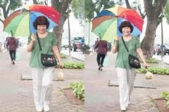 """Một ngày theo chân """"Người đàn bà chua ngoa nhất màn ảnh Việt"""""""