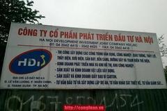 Quận Thanh Xuân - Hà Nội: Nhiều khuất tất, trong việc thu hồi đất
