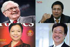 Học Warren Buffett, đại gia Việt dựng 'đế chế' ngàn tỷ