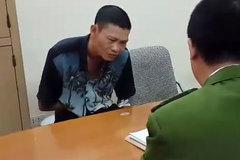 Giải cứu con tin bị khống chế dọa cắt cổ ở Thanh Xuân Bắc