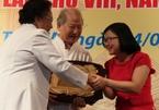 Trao giải thưởng Phan Châu Trinh cho nhóm Cánh Buồm