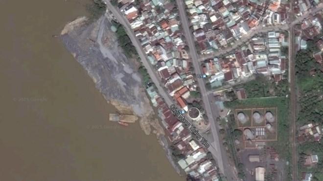 Lấp sông Đồng Nai: Ai hưởng lợi?