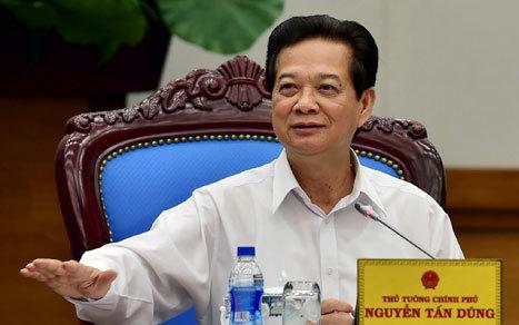 Thủ tướng, Nguyễn Tấn Dũng, thủ tục hành chính