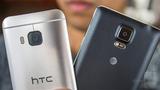 Nên mua HTC One M9 hay Galaxy Note 4?
