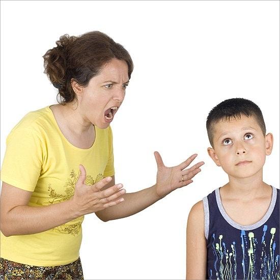 7 sai lầm khi phạt con bố mẹ thường mắc