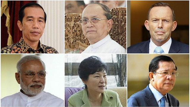 Các nhà lãnh đạo nào sẽ tới viếng tang ông Lý Quang Diệu?