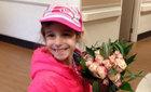 Bé gái 8 tuổi hoàn thành dự án 600 việc tốt