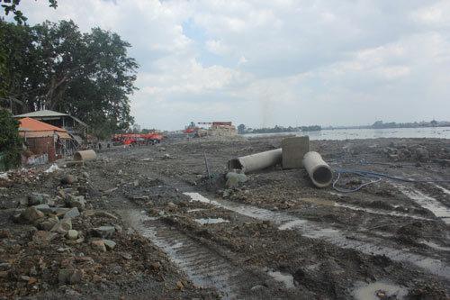 Lấp sông Đồng Nai: Phần 'xương xẩu' để lại cho ai?
