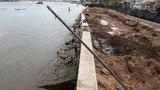 Bờ kè 1.000 tỷ đổ sụp: Trảm hàng loạt nhà thầu, tư vấn