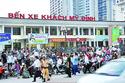 Sở GTVT Hà Nội có thực hiện chỉ đạo của lãnh đạo Thành phố?