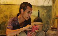 """Gặp diễn viên có """"gương mặt đau khổ"""" của màn ảnh Việt"""