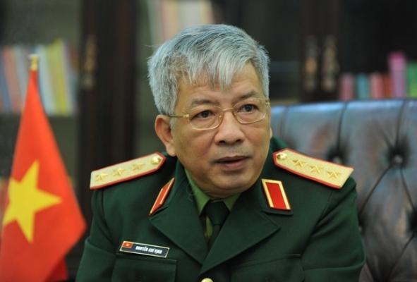 Tướng Vịnh: VN không tham gia trò chơi quyền lực nước lớn