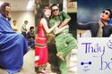Ảnh 'khó đỡ' của MC Lại Văn Sâm, Long Vũ