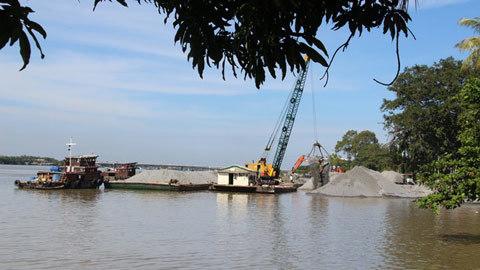 Lấp sông Đồng Nai, ông Phạm Văn Khoa, môi trường đô thị, cảnh quan đô thị, quản lý đô thị
