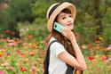 Kiều nữ khoe dáng cùng smartphone sành điệu