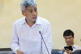 Bộ Tài nguyên làm việc với Hà Nội về vụ chặt cây