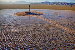 Điện mặt trời đang phát triển nhanh trên thế giới