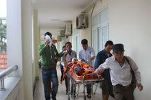 Vụ sập giàn giáo ở Formosa: Nhiều nạn nhân đang nguy kịch