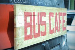 Cà phê xe bus lạ nhất Hà Nội