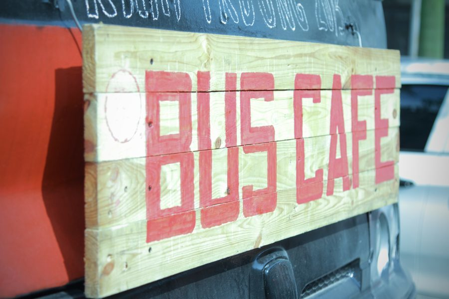 cà-phê, xe-bus, nguyễn-trãi, đồ-uống, thoáng-mát, sinh-viên, giới-trẻ
