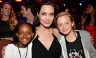Angelina Jolie tái xuất sau khi mất buồng trứng