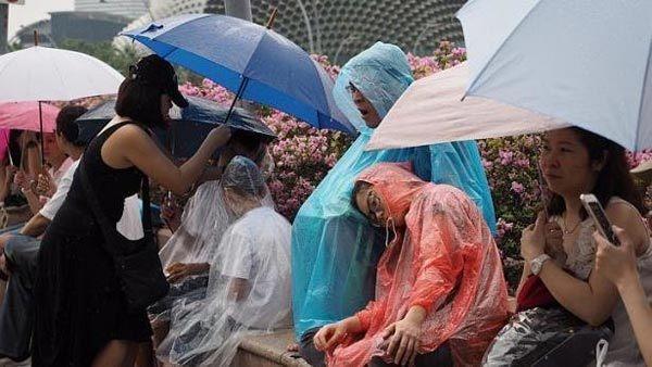 Singapore, Lý Quang Diệu, quốc tang