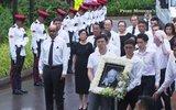 Hình ảnh lễ rước thi hài ông Lý Quang Diệu