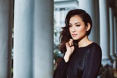 """Vương Thu Phương: """"Không còn muốn bon chen showbiz"""""""