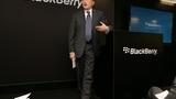BlackBerry hồi sinh thần kỳ: Tài của CEO John Chen