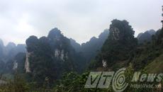 Hổ dữ ở Tuyên Quang cướp xác voọc trước mắt thợ săn