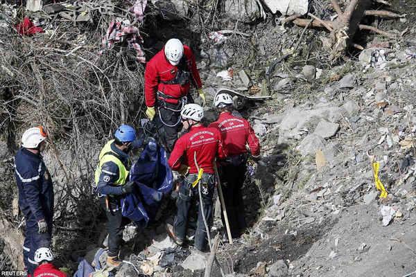 Tìm thấy phần thi thể cơ phó Germanwings