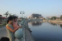 Kênh thối 'hồi sinh' thành đường đẹp ở Sài Gòn