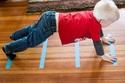 Trò vận động có thể chơi ngay trong nhà không tốn một xu cho trẻ