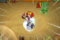 Asiasoft bắt tay LINE phát hành Dragonica Mobile vào giữa tháng 5