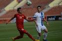 Ngọc Thắng mở tỷ số cho U23 Việt Nam