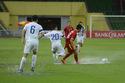 Xem U23 Việt Nam vùi dập Macau sau trận thủy chiến