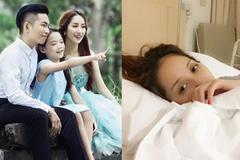 Phan Hiển vào viện chăm sóc cho Khánh Thi