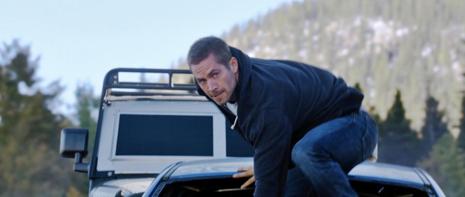 'Fast & Furious 7': bom tấn mãn nhãn
