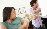 Vợ lúc nào cũng tiền và tiền