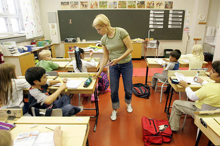 đào tạo, giáo viên giỏi, Phần Lan